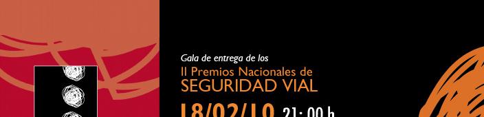 II Premios Nacionales de Seguridad Vial.